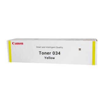 Originálny toner CANON 034 (9451B001) (Žltý)