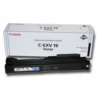 Originálny toner CANON C-EXV-16 Bk (Čierny)