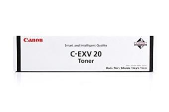 Originálny toner CANON C-EXV-20 Bk (Čierny)