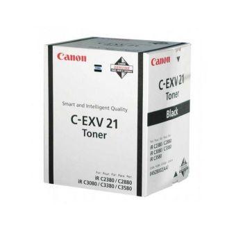 Originálny toner Canon C-EXV-21Bk (Čierny)