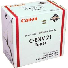 Toner do tiskárny Originálny toner Canon C-EXV-21M (Purpurový)