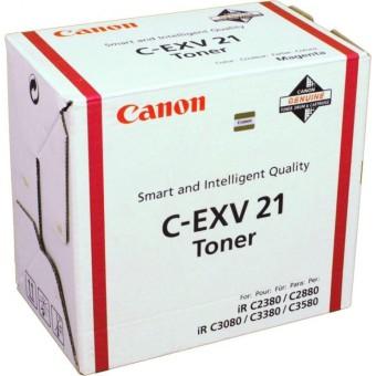 Originálny toner Canon C-EXV-21M (Purpurový)