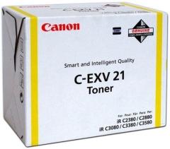 Toner do tiskárny Originálny toner Canon C-EXV-21Y (Žltý)