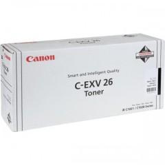 Toner do tiskárny Originálny toner CANON C-EXV26 Bk (Čierny)