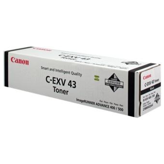 Originálny toner CANON C-EXV-43 (Čierny)
