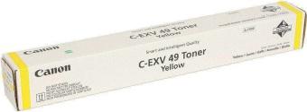 Originálny toner CANON C-EXV-49 Y (Žltý)
