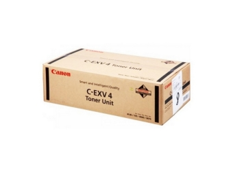 Originálny toner CANON C-EXV-4 (Čierny)