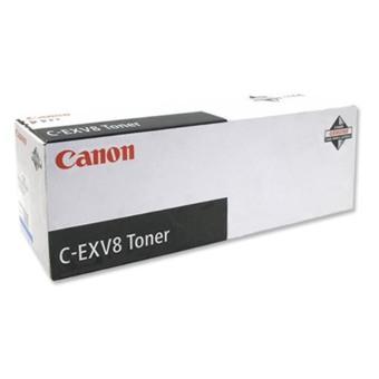 Originálny toner CANON C-EXV-8 Bk (Čierny)