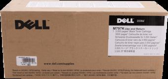 Originálny toner Dell M797K - 593-10501 (Čierný)