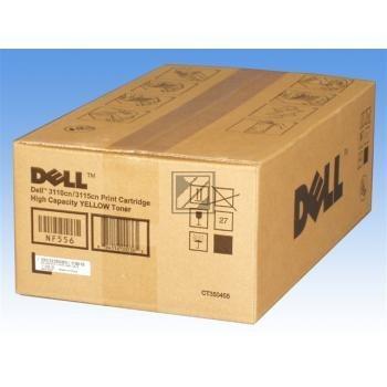 Originálny toner Dell NF556 - 593-10173 (Žltý)