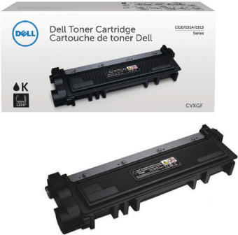 Originálný toner Dell CVXGF - 593-BBLR (Čierný)