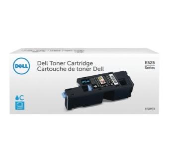Originálný toner Dell H5WFX - 593-BBLL (Azúrový)