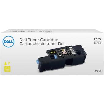 Originálný toner Dell 3581G - 593-BBLV (Žltý)