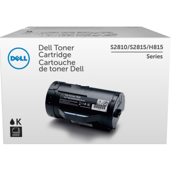 Originálný toner Dell F9G3N - 593-BBMM (Čierný)