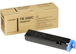 Originálny toner Kyocera TK-500C (Azúrový)