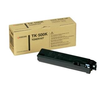 Originálny toner Kyocera TK-500K (Čierny)