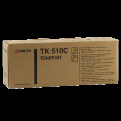 Toner do tiskárny Originálný toner KYOCERA TK-510C (Azúrový)