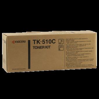Originálný toner KYOCERA TK-510 C (Azúrový)