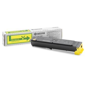 Originálný toner Kyocera TK-5215Y (Žltý)