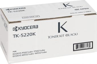 Originálny toner Kyocera TK-5220K (Čierny)