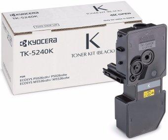 Originálný toner KYOCERA TK-5240K (Čierny)