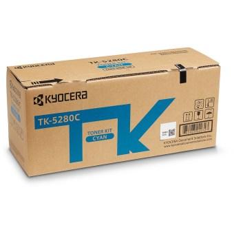 Originálný toner Kyocera TK-5280C (Azúrový)