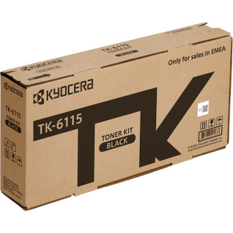 Originálný toner KYOCERA TK-6115 (Čierny)