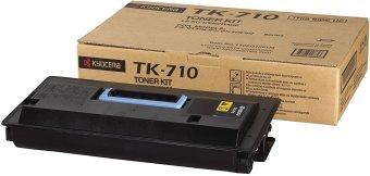 Originálny toner KYOCERA TK-710 (Čierny)