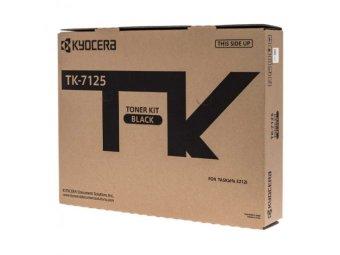 Originálný toner KYOCERA TK-7125 (Čierny)