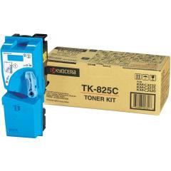 Toner do tiskárny Originálny toner Kyocera TK-825C (Azúrový)