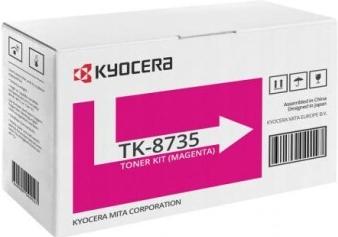 Originálný toner KYOCERA TK-8735M (Purpurový)