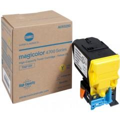 Toner do tiskárny Originálný toner Minolta TNP-18Y (A0X5250) (Žltý)
