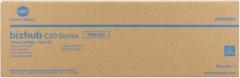 Toner do tiskárny Originálny toner Minolta TN-318C (A0DK453) (Azúrový)
