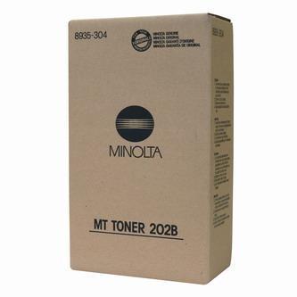 Originálny toner Minolta MT202B (8935304) (Čierny)