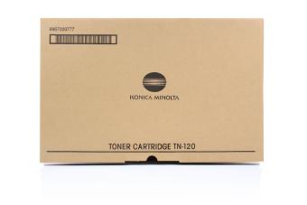 Originálny toner MINOLTA TN-120 (9967000777) (Čierny)