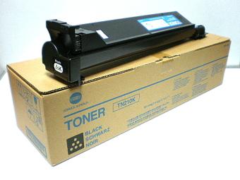 Originálny toner Minolta TN-210K (8938509) (Čierny)