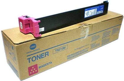 Originálny toner Minolta TN-210M (8938511) (Purpurový)