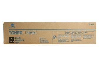 Originálny toner Minolta TN-214K (A0D7154) (Čierny)