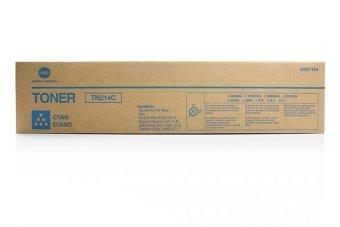 Originálny toner Minolta TN-214C (A0D7454) (Azúrový)