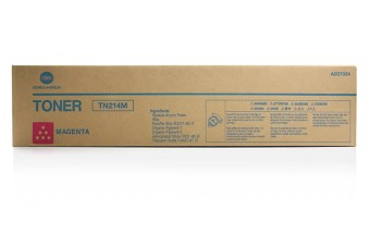Originálny toner Minolta TN-214M (A0D7354) (Purpurový)