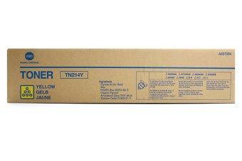 Originálny toner Minolta TN-214Y (A0D7254) (Žltý)