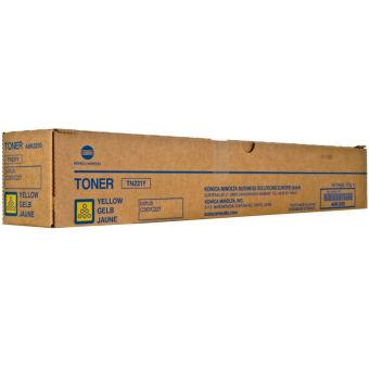 Originálný toner Minolta TN-221Y (A8K3250) (Žltý)