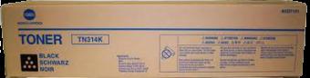Originálny toner Minolta TN-314K (A0D7151) (Čierny)