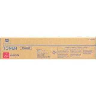 Originálny toner Minolta TN-314M (A0D7351) (Purpurový)