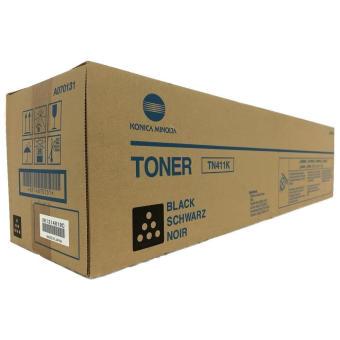 Originálny toner Minolta TN-411K (A070151) (Čierny)