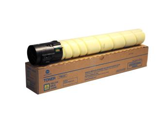 Originálny toner Minolta TN-514Y (A9E8250) (Žltý)