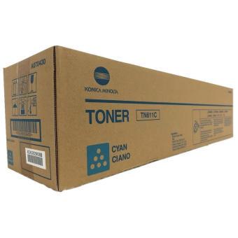 Originálny toner Minolta TN-611C (A070450) (Azúrový)