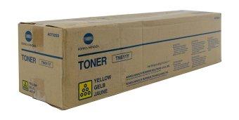 Originálny toner Minolta TN-611Y (A070250) (Žltý)