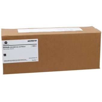 Originálny toner MINOLTA A6VK01H (Čierny)