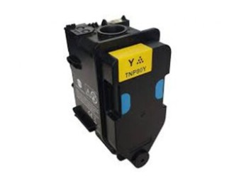 Originálny toner Minolta TNP-80Y (AAJW252) (Žltý)